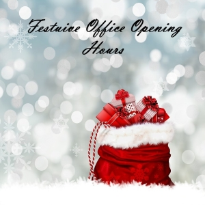 Christmas Opening Hours Image