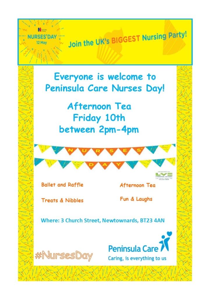 social media nurses day